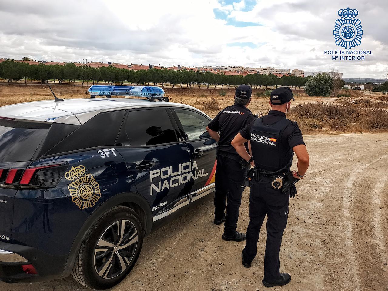 Detenido en Jerez un menor de 15 años por un robo con navaja a una mujer en La Canaleja