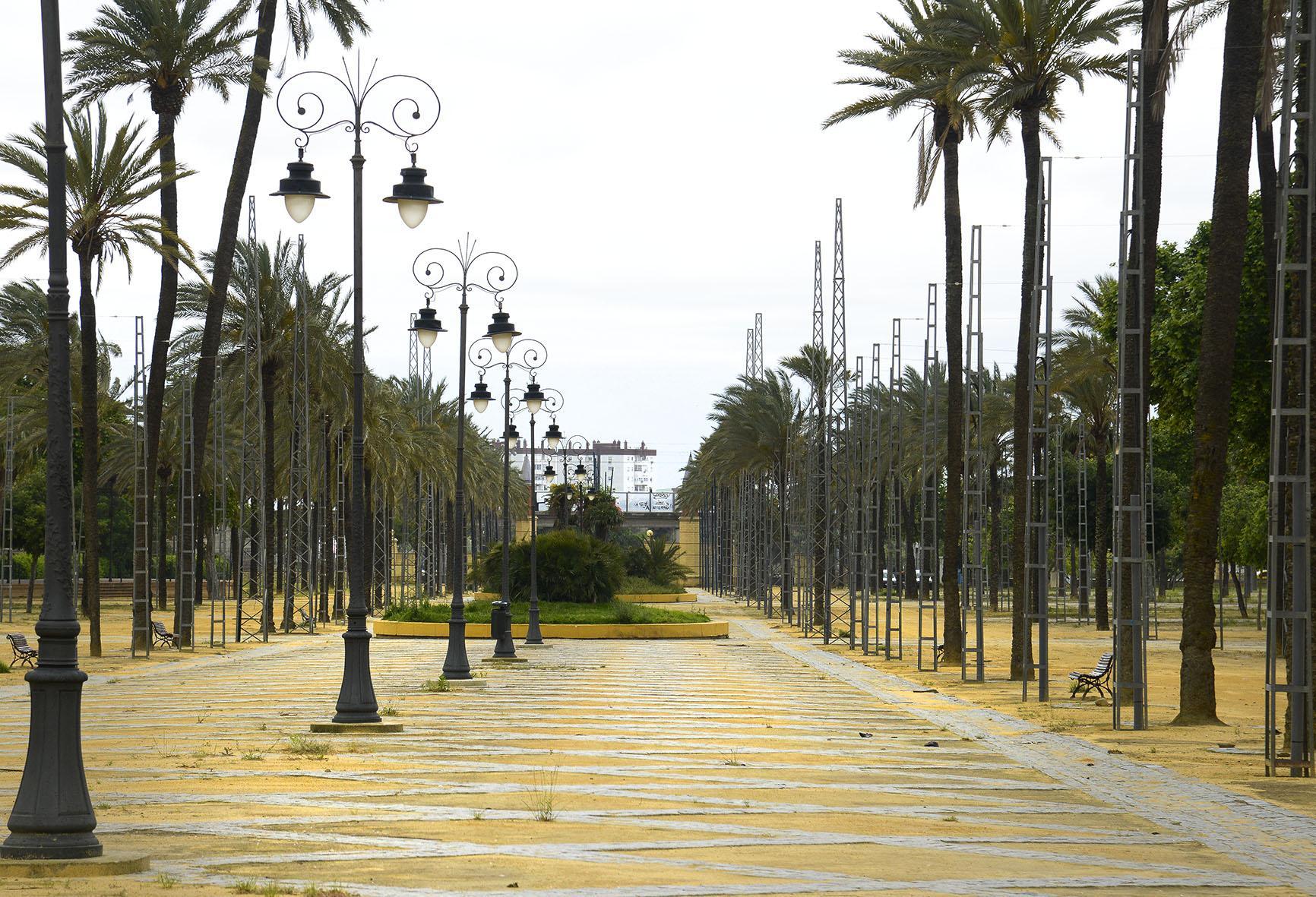 El rastro de los domingos vuelve al Parque González Hontoria a partir del 10 de octubre