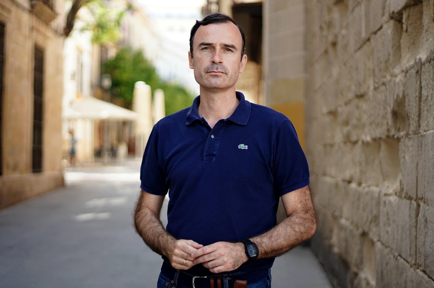 """Méndez (Cs): """"Como jerezano me da vergüenza ajena ver cómo Mamen Sánchez miente descaradamente cuando habla de empleo"""""""