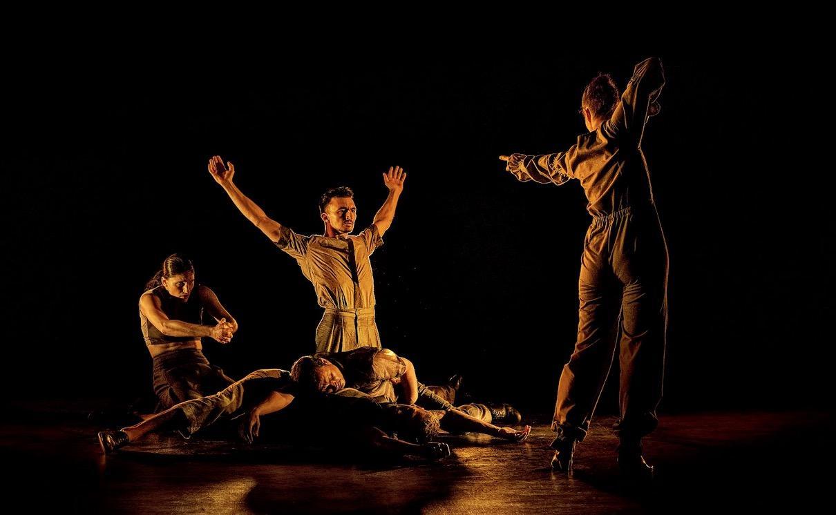 Daniel Doña estrenará en Teatros del Canal su nueva creación sobre la libertad y la memoria histórica