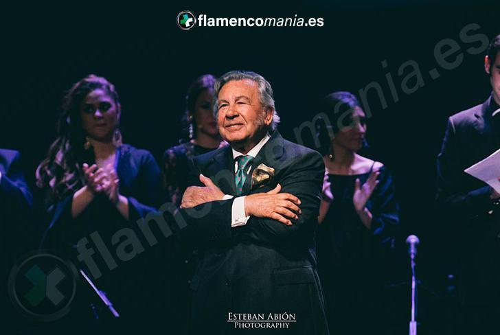 Manuel Morao recibirá el 2 de octubre la insignia de oro de la Peña Flamenca 'Tío José de Paula'