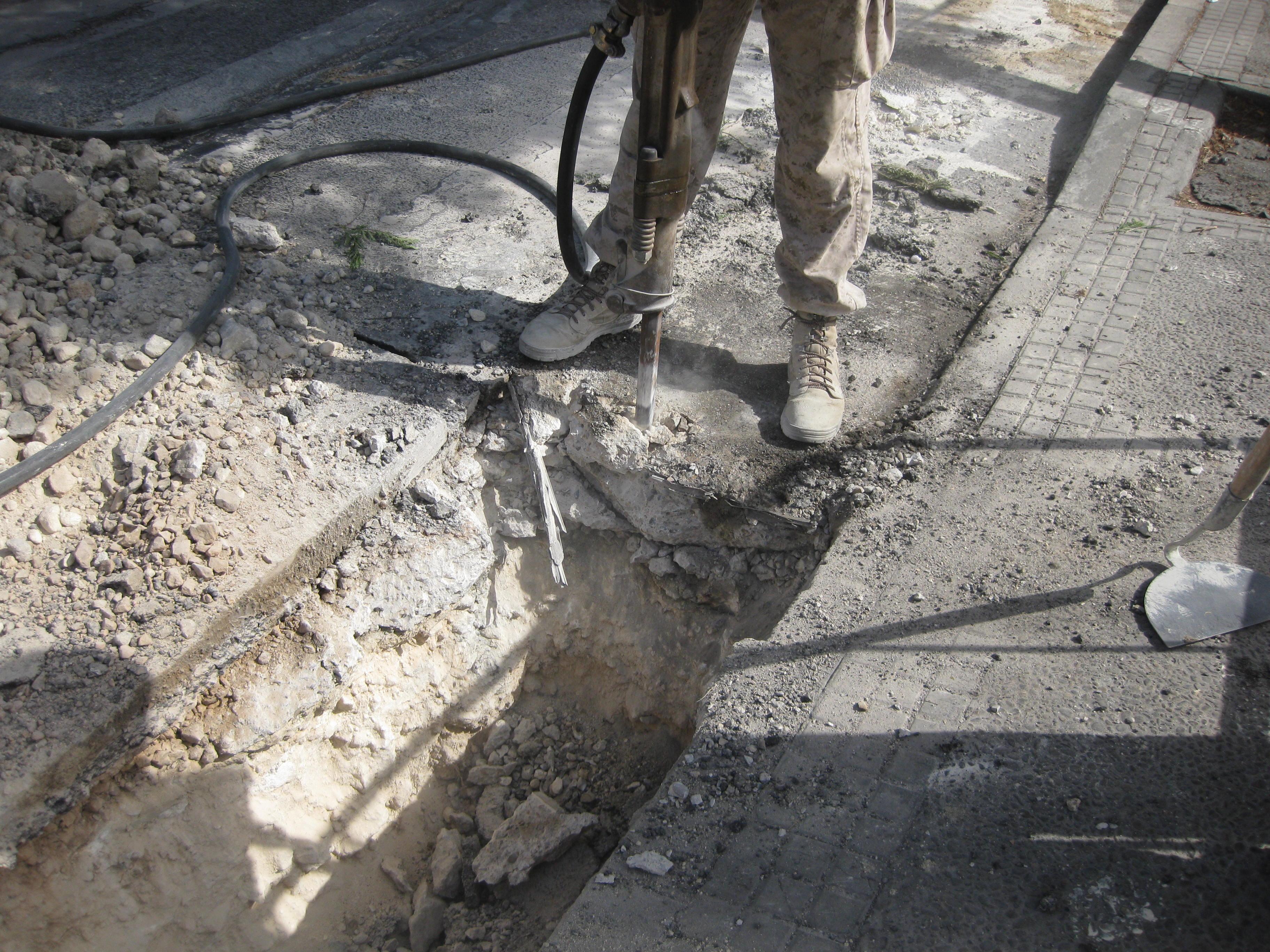 """Podemos denuncia la situación """"intransitable"""" de calles en Jerez"""