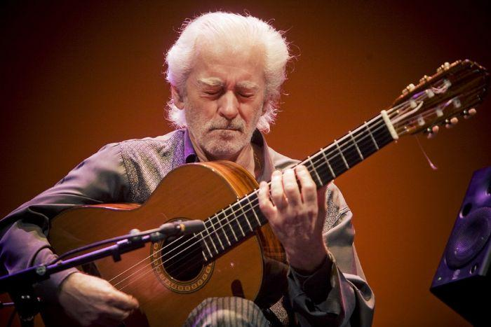 Suspendido el homenaje a Manolo Sanlúcar en el Teatro Villamarta
