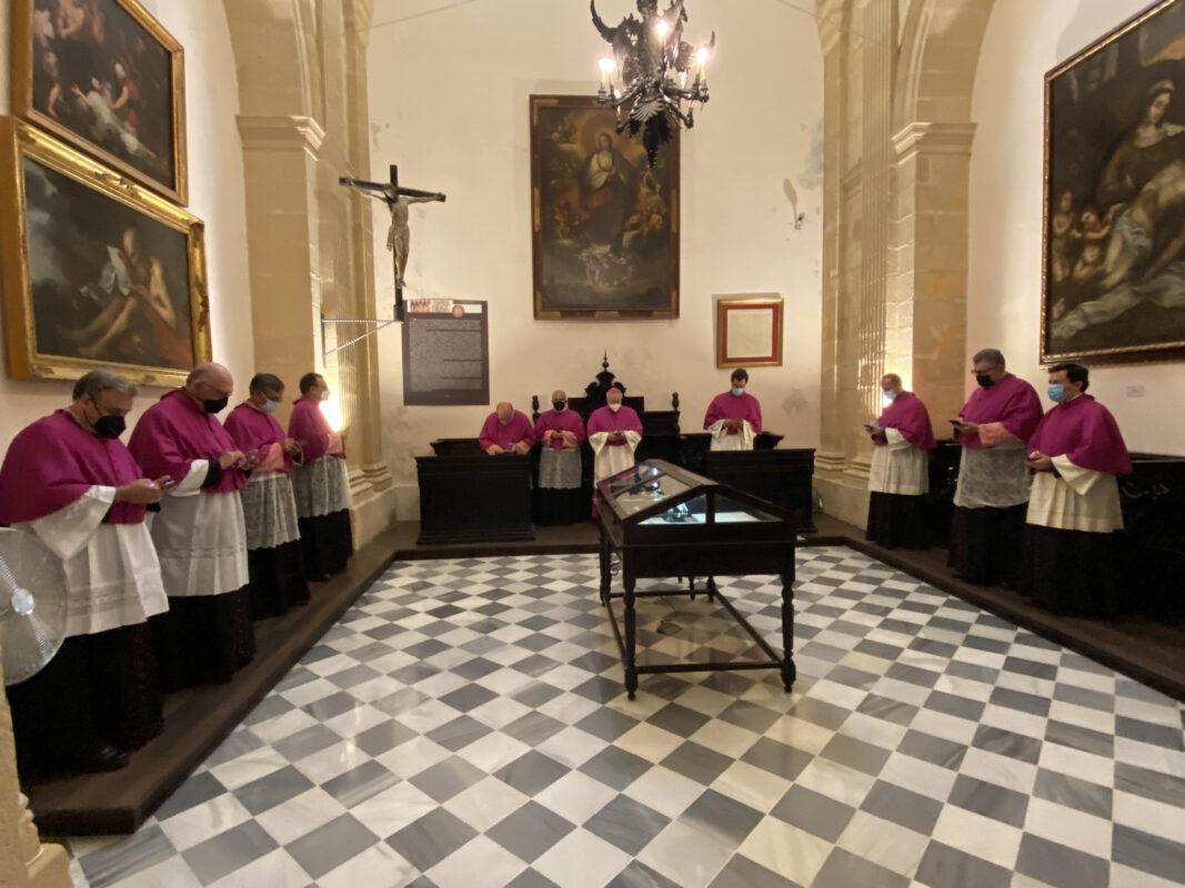 Renovación de cargos en el Cabildo Catedral de Jerez