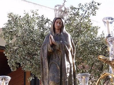La Virgen de Fátima irá a Santo Domingo el próximo 16 de octubre