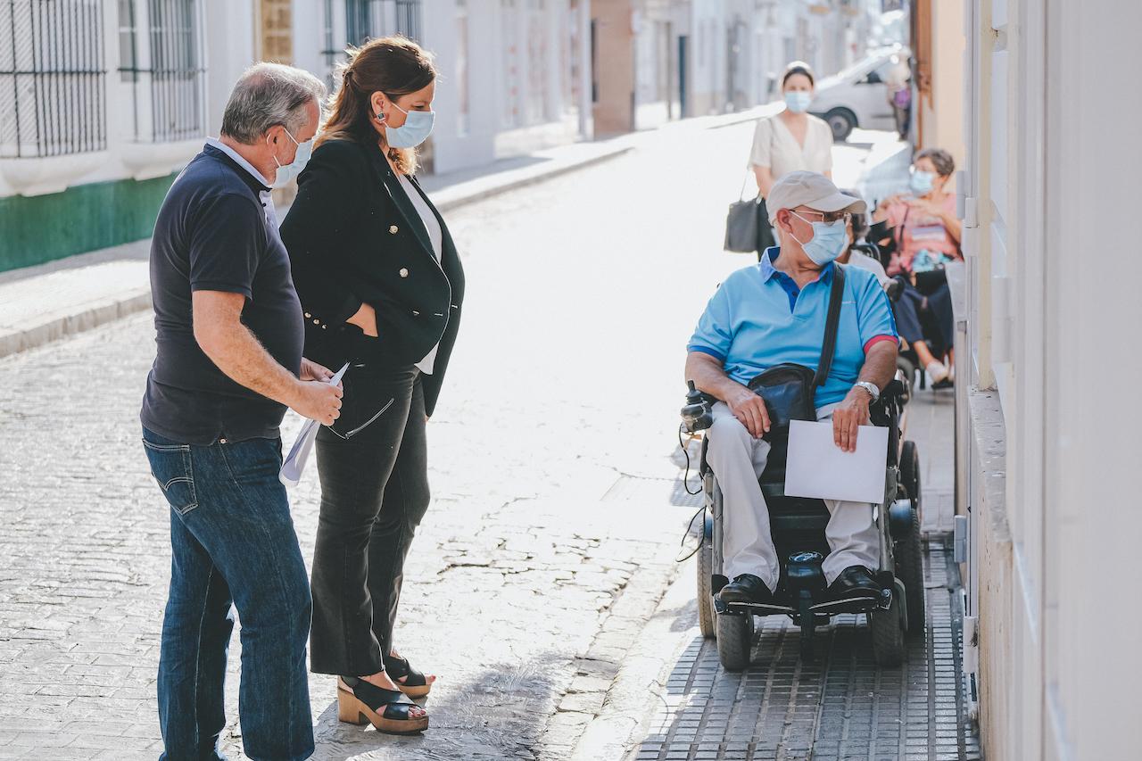 Ciudadanos insiste al Gobierno central que ponga en marcha el programa España País Accesible
