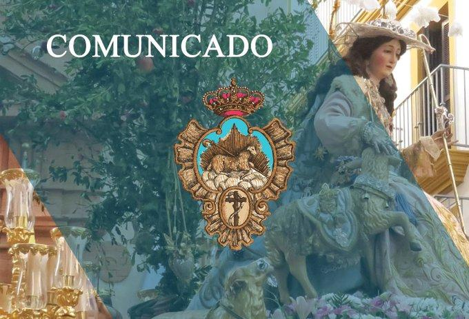 Sevilla empieza a despertar: La Pastora de Santa Marina saldrá este próximo domingo