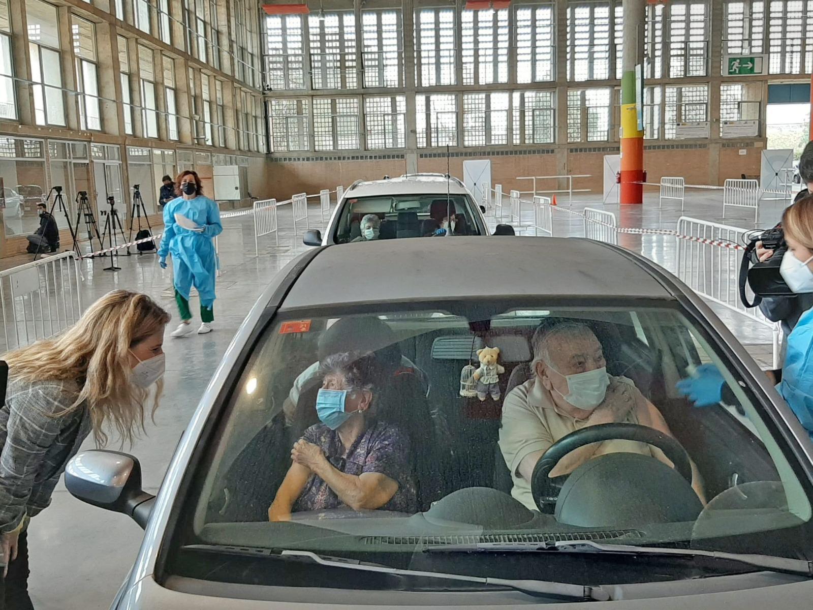 El Área Sanitaria de Jerez administra cerca de 700.000 vacunas contra el COVID-19 desde el inicio del programa en 2020