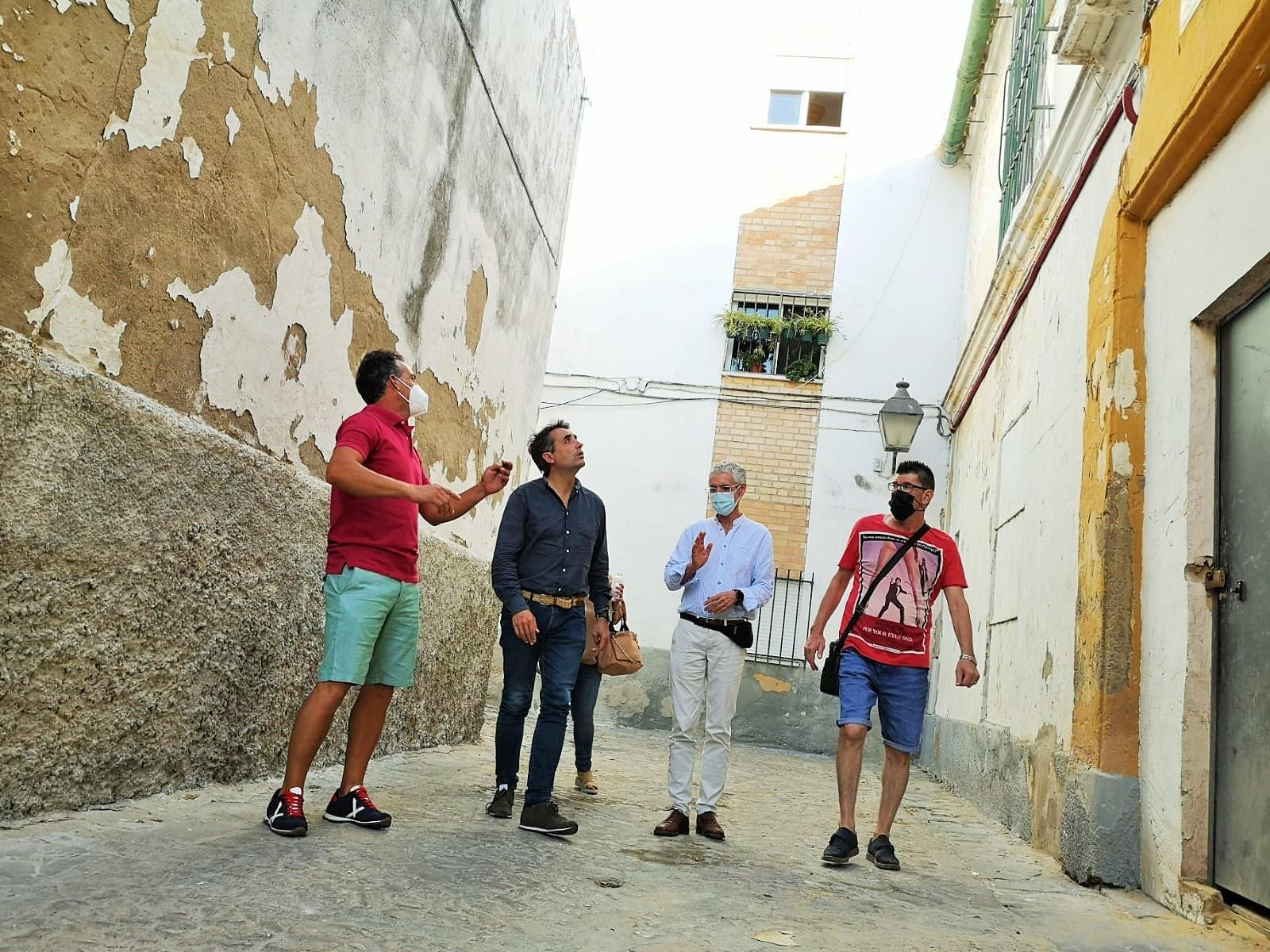 El PP apuesta por un Plan Especial para reavivar el Centro Histórico de Jerez