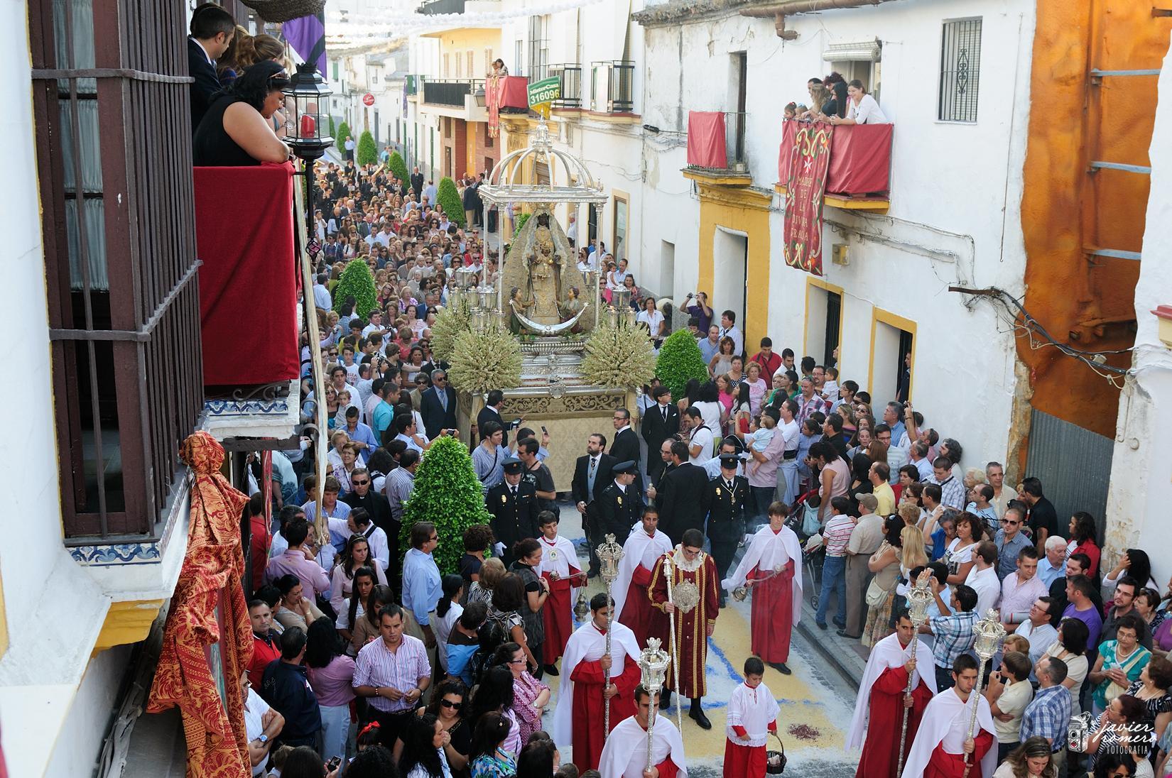 24 de septiembre: Jerez se rinde a su Patrona, la Virgen de la Merced