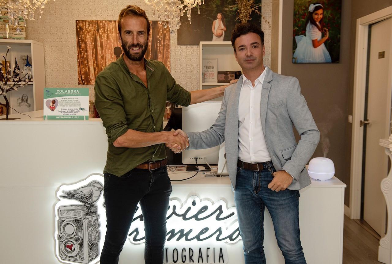 El fotógrafo Javier Romero Díaz, nuevo fichaje para el equipo de Cofrademanía