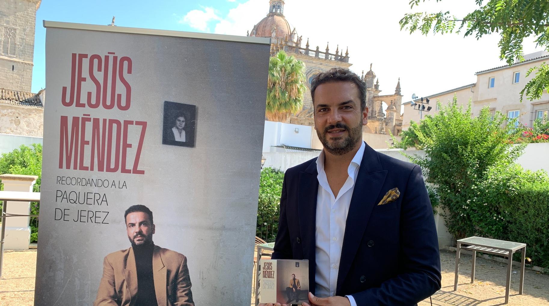 Jesús Méndez presenta su cuarto trabajo discográfico: 'Recordando a La Paquera de Jerez'