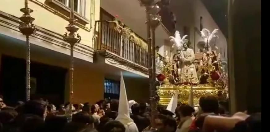 Video Semana Santa 2017: El Transporte en Tornería