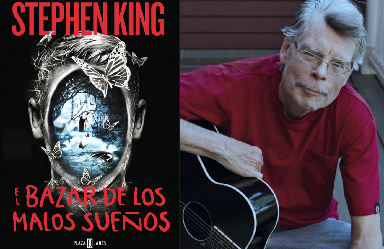 El bazar de Stephen King