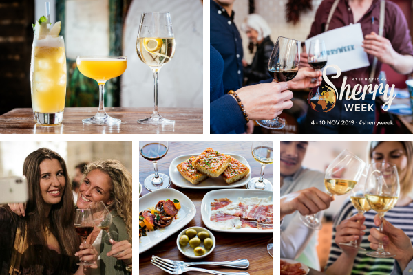 Abierta la inscripción de eventos para la International Sherry Week