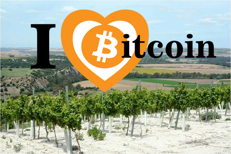 Bitcoins en Salsa