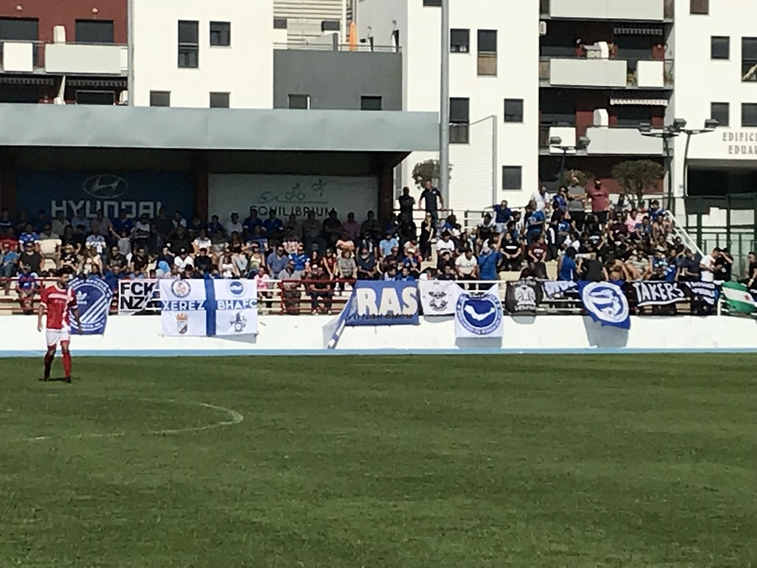 AVANCE: CD San Roque 0 - Xerez Deportivo FC 1 (VIDEO)