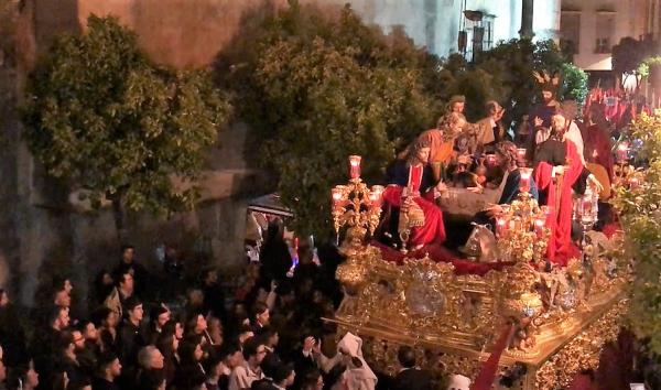 Video: La Sagrada Cena regresando a San Marcos en 2018