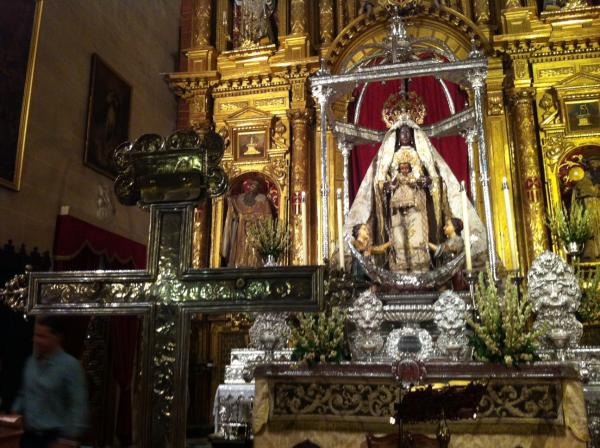 Música en honor de la Virgen de la Merced