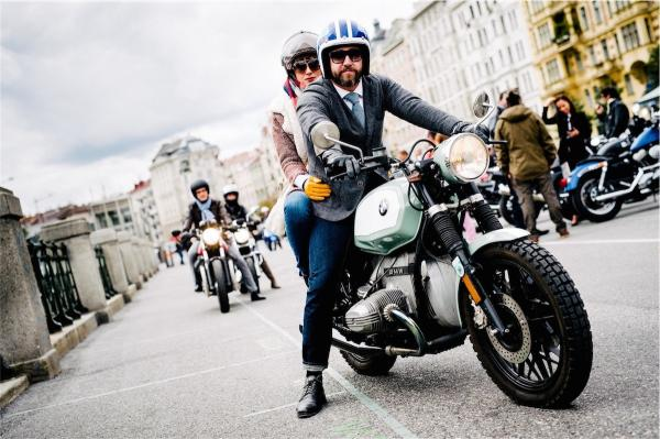 The Distinguished Gentleman's Ride celebra su V edición en Jerez